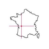 Carte du canton de Mansle