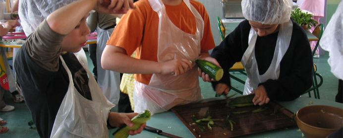 L'éducation nutritionnelle à l'école