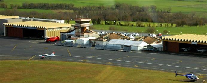Aéroport de Brie-Champniers