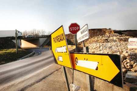 Cosea a accepté de revenir au projet initial, après le rétropédalage du maire de Mansle. Photo : C. Levain