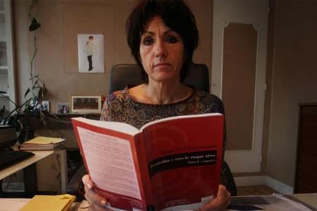 Nicole Bonnefoy a bien entendu les alertes venues des deux cas charentais. Elle a voulu plonger au coeur du dossier. Photo : P. Messelet