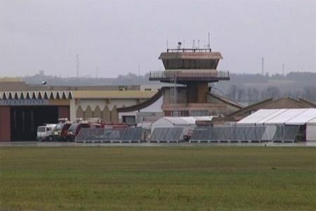 L'aéroport Brie-Champniers (16). Photo : France 3