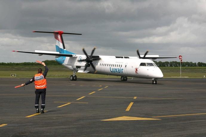 La liaison avec l'île de beauté sera assurée sur les mois de mai, juin et septembre, à raison d'un vol par semaine. Photo : A. Lacaud