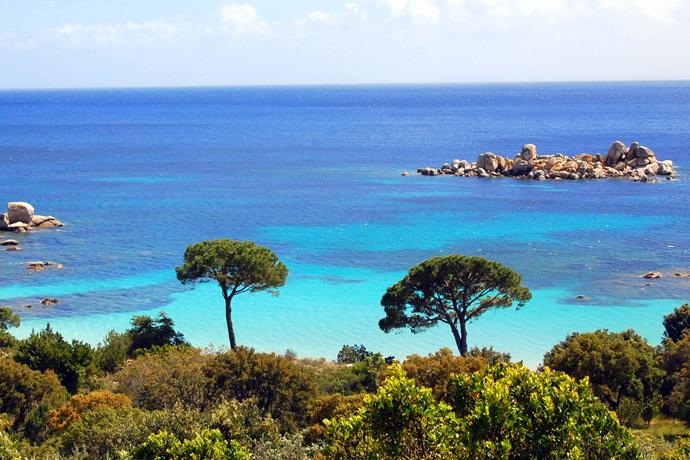 Séjour en Corse. Photo : N. Bonnefoy
