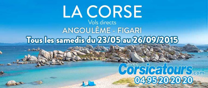 Corse / Angoulême 2015