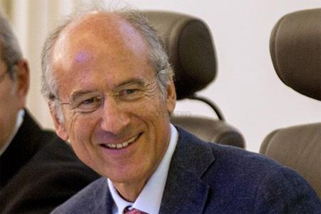 François Bonneau président du conseil départemental de la Charente. Photo : J. Renaud