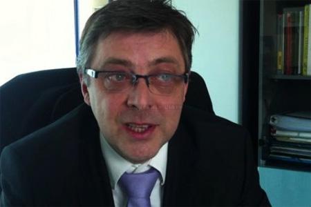 Philippe Bouty est le nouveau leader de l'opposition au Département. Photo : P. Messelet