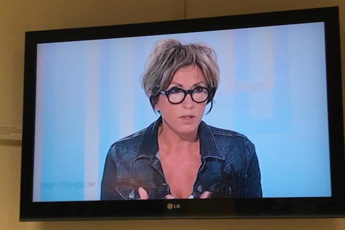Débat sur le glyphosate, sur la chaîne NoA France 3.