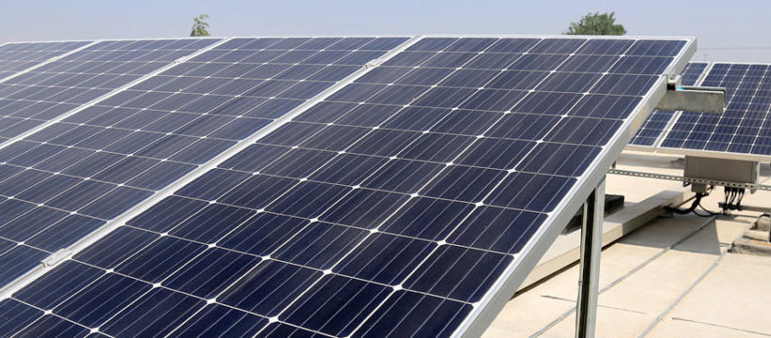 Parc photovoltaïque en Charente : aujourd'hui Sainte-Sévère bientôt Villognon !